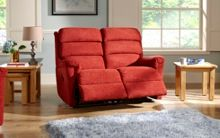 La-Z-Boy Avenger Fabric 2 Seater Power Sofa