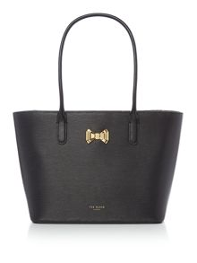 Ted Baker Taleen small bow tote bag