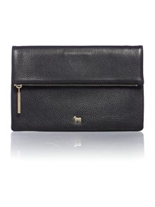 Lamb 1887 Wave black clutch