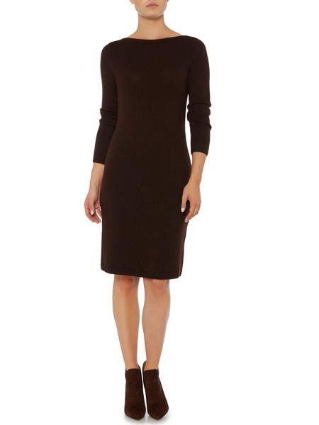Lauren Ralph Lauren Yacoub boatneck dress