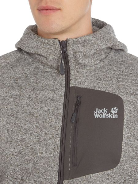 Jack Wolfskin Caribou lodge men`s sweatshirt