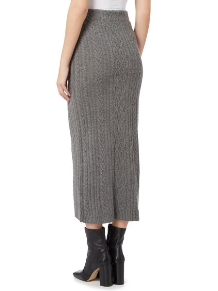Lauren Ralph Lauren Meziv sweater skirt