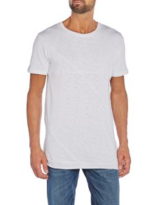 Lindbergh Slub yarn cut and sew tee