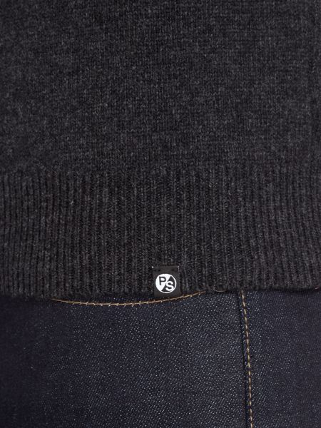 PS By Paul Smith Lambswool knitted crew neck jumper