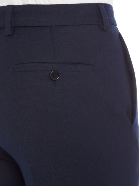 WP Slim Fit Flannel Trousers