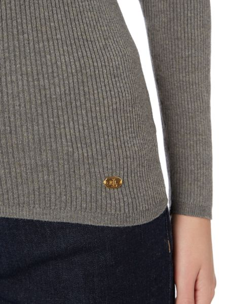 Lauren Ralph Lauren Leorah long sleeve relaxed top