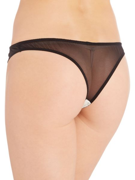 Fifty Shades Darker by Coco de Mer Escala Brazillian Knicker