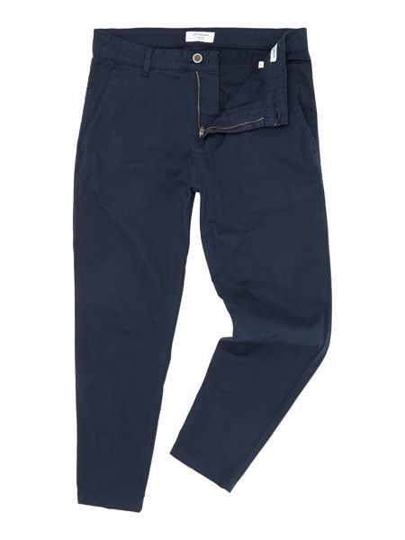 Lindbergh Drop crotch chino