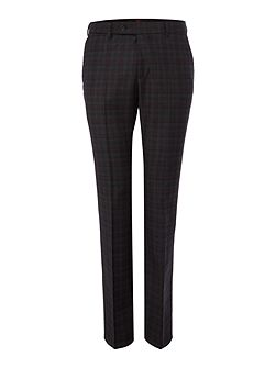 Hanwell Check Slim Fit Trousers