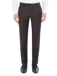 WP Hanwell Check Slim Fit Trousers