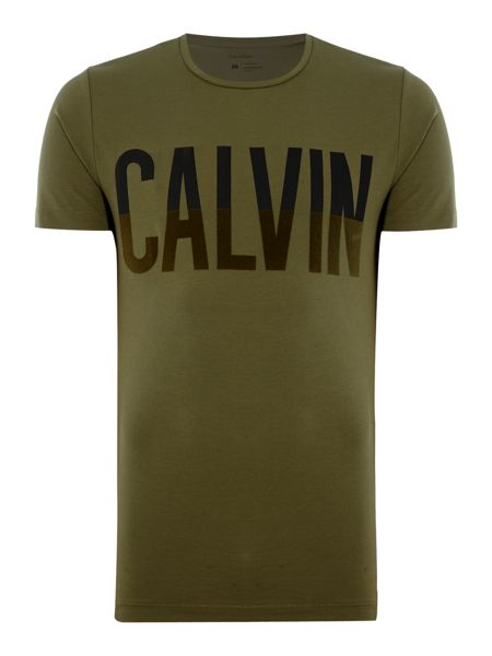 Calvin Klein Traject cn slim fit tee ss
