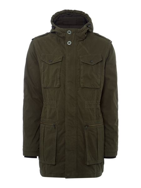 Calvin Klein Offshore hd long padded jacket