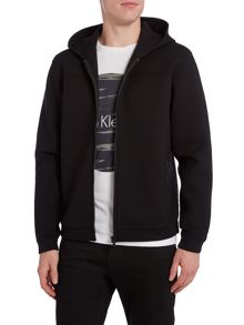 Calvin Klein Kappinto light weight bonded hoodie