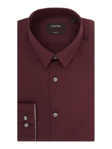 Calvin Klein Winwood basic stretch shirt