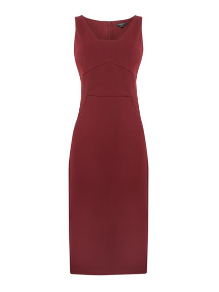 Therapy Crepe Bodycon Dress
