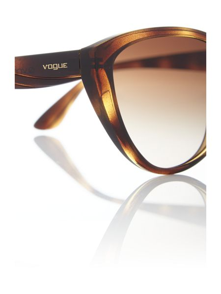 Vogue Havana cat eye VO5105S sunglasses