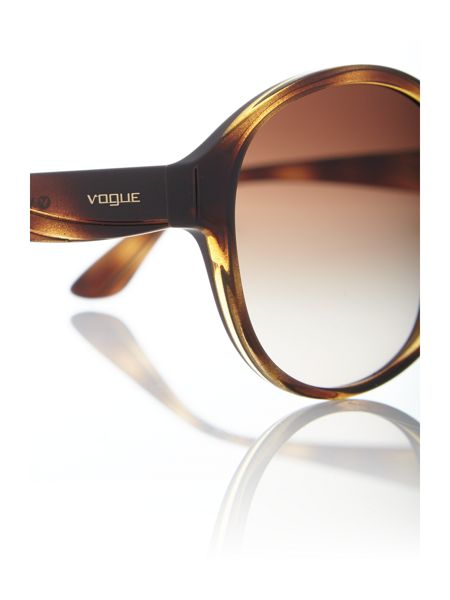 Vogue Havana round VO5106S sunglasses