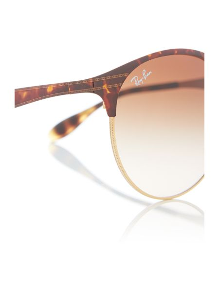 Ray-Ban Havana phantos RB3545 sunglasses