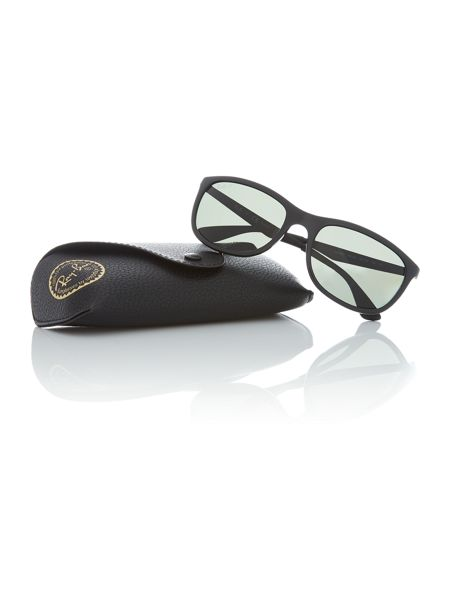 Ray-Ban Black square RB4267 sunglasses