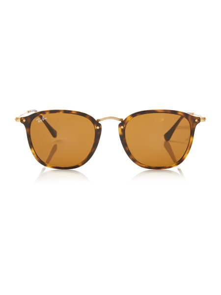 Ray-Ban Havana square RB2448N sunglasses