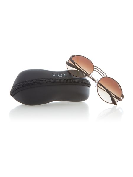 Vogue Brown round VO4044S sunglasses
