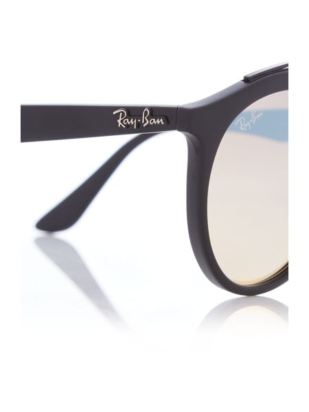 Ray-Ban Matte black phantos RB4256 sunglasses