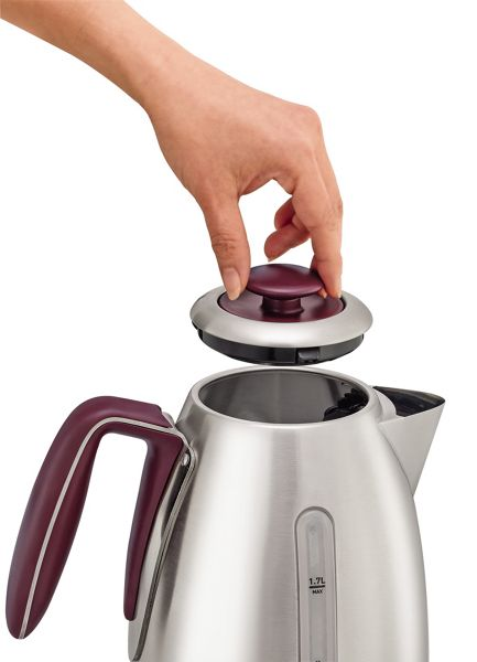 Tefal Maison Kettle, Pomegranate Red