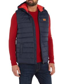 Jack & Jones Padded Hooded Gilet