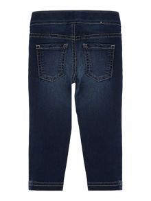 Benetton Girls Denim Jeggings