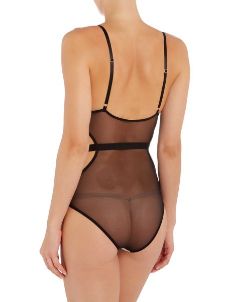 Fifty Shades Darker by Coco de Mer Escala Bodysuit
