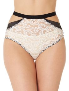 Fifty Shades Darker by Coco de Mer Escala High Waisted Knicker