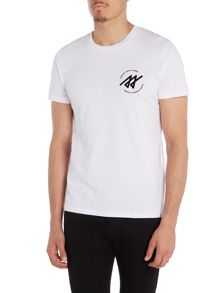 Jack & Jones Cotton Small-Logo T-shirt