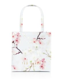Ted Baker Sericon small blossom tote bag