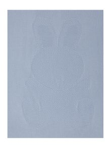 Benetton Baby Boy Bunny Blanket