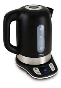 Tefal Temperature Control Kettle, Black