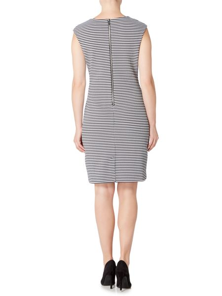 Episode Knit cross overfront dress