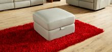 La-Z-Boy Avenger Leather Footstool