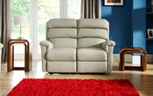 La-Z-Boy Avenger Leather 2 Seater Static Sofa
