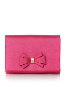 Ted Baker Graciee bow clutch bag