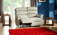 La-Z-Boy Avenger Leather 2 Seater Manual Sofa