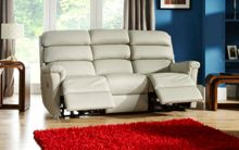 La-Z-Boy Avenger Leather 3 Seater Manual Sofa