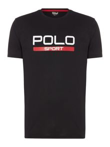 Polo Sport Crew neck short sleeve tee