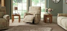 La-Z-Boy Jacksonville Fabric Manual Recliner Chair