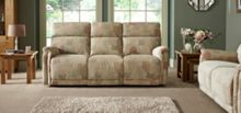 La-Z-Boy Jacksonville Fabric 3 Seater Static Sofa