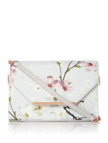 Ted Baker Hadly floral crossbody bag