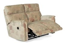La-Z-Boy Jacksonville Fabric 2 Seater Power Sofa