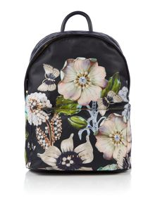 Ted Baker Ivona gem nylon backpack