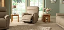 La-Z-Boy Jacksonville Leather Manual Recliner Chair