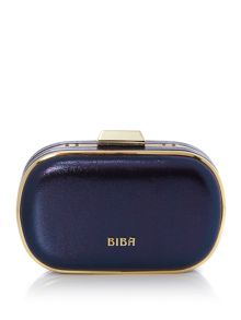 Biba Frame box clutch bag