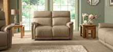 La-Z-Boy Jacksonville Leather 2 Seater Static Sofa